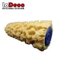 【La Deco 藝術漆具】仿飾藝術海藻綿滾筒 含手把直徑70mmx200mm