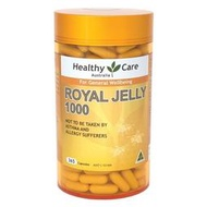 【澳洲代購】Healthy Care Healthy Care Royal Jelly 蜂王乳--1450元/罐