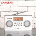 【SANGEAN】山進 時鐘收音機PR-D5