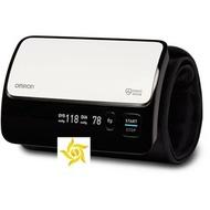 歐姆龍藍芽智慧電子血壓計 HEM-7600T(白色),登錄五年保固,來電享優惠