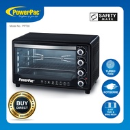 PowerPac 30L Electric Oven with 2 tray / 2 wire mash / rotisserie and Convection  (PPT30)