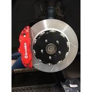 【優質輪胎】客製化鍛造卡鉗+330mm浮動碟(馬2馬3馬5馬6 LIVINA FIESTA TIIDA CX5)三重區