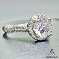 แหวนเพชร cz ชุบทองคำขาว White gold ring 18K.แหวนทองคําขาวเกลี้ยง แหวนทองคําขาว ชลบุรี แหวนทองคําขาว คู่ แหวนทองคําขาวแบบเกลี้ยง แหวนทองคําขาว 18k แหวนทองคําขาวครึ่งสลึงราคา แหวนทองคําขาว ผู้ชาย ขายแหวนทองคําขาว แหวน ทอง คํา ขาว prima diamond แหวนทองคําขาว