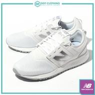 DOT聚點 NEW BALANCE 247白 銀 輕量 慢跑鞋 孔孝真 女鞋 少女限定 韓風 女鞋 WRL247SA