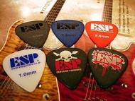 超酷 ESP 電吉他 Bass 用彈片/ PICK (Fender/ Gibson/ Jackson/ PRS/ Suhr 等適用)【唐尼樂器】