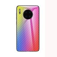 華為 Mate30 Mate20 Mate10 Pro Mate20X 手機殼 保護套 防摔殼 炭纖紋