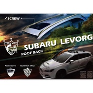小嘉工作室 星爵部品 SUBAUR LEVORG Travel rack 旅行架 車頂架