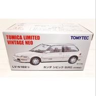 [當日膠盒出貨]Tomytec TLV LV-N182b Honda Civic ef9 喜美