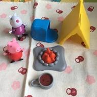 佩佩豬戶外露營⛺️組玩具
