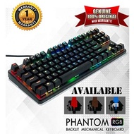 TECWARE PHANTOM TKL RGB MECHANICAL GAMING KEYBOARD