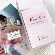 Dior迪奧小姐 花漾甜心淡香水 送提袋miss Dior Blooming Bouquet 50/100ml 迪奧香水