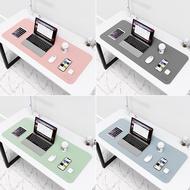✪☼Mouse mat table mat oversized custom office learning computer desk mat student desk desk mat keyboard desk female ins