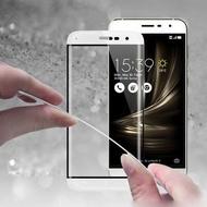 華碩 Zenfone4 2017 ZE554KL 9H 滿版 玻璃保護貼 滿版保護貼