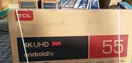 Brand new original TCL 55INCHES SMART TV