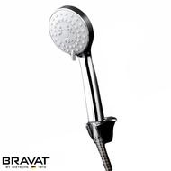 德國BRAVAT 貝朗三段蓮蓬頭不鏽鋼軟管組 雨淋SPA按摩花灑 熱銷上萬支