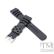 SEIKO 20mm 22mm Rubber Watch Strap Replacement For SEIKO/ORIENT DIVER'S Watch