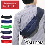 [Japan Rolex] Samsonite Red Body Samsonite RED Samsonite Body Bag NOMAD CARRY Nomad Carry BODY BAG M Men's Women's 89117