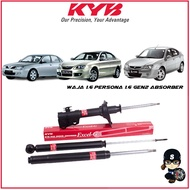 📌KAYABA📌ABSORBER FRONT REAR SET FOR WAJA,GEN2,PERSONA ( GAS )
