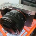 Sony A7C KIT鏡 FE 28-60 mm