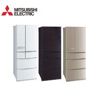【MITSUBISHI 三菱】605L變頻六門電冰箱 MR-JX61C