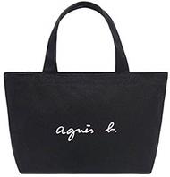 Agnes b. (Agnesbe) agnes b. VOYAGE aniesbe vojajutoto bag ladys cotton canvas mini totobag small can