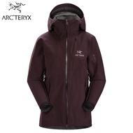 【Arcteryx 始祖鳥】女 Beta LT防水外套 幻象紫 26827 GORE-TEX外套 防風防水夾克 風雨衣