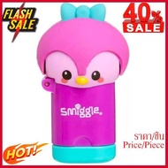 NEW!! ร้านค้าแนะนำ ราคาถูกที่สุด## Smiggle : Stack Them Sharpener_Purple...กบเหลาดินสอ/ยางลบ Smiggle แท้ จากออสเตรเลีย ## ของขวัญ เอกสาร เครื่องเขียน DIY สำนักงาน งานฝีมือ คุณภาพดี ด่วน!!ของมีจำนวนจำกัด Art Craft Gift