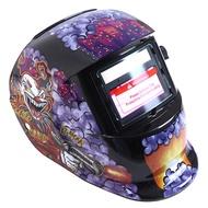TTSY Solar Auto Darkening Electric Welding Helmet Arc Mig Tig Electric Welder Mask