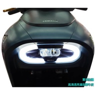 【LFM】SIREN EC-05 三件式大燈頭燈犀牛皮專用保護貼套組YAMAHA EC05 (19)