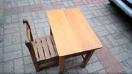 國小課桌椅( 一桌一椅$350元)