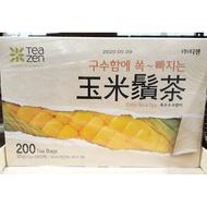 【漫時光】Teazen 玉米鬚茶 1.5g*200a包 韓國玉米鬚茶 / COSTCO 好市多代購