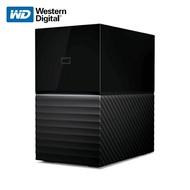 Western Digital 威騰 My Book Duo 3.5吋 12T 16T 20T 24T 28T 桌上型儲存裝置