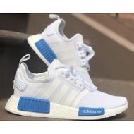 正版ADIDAS NMD R1 J AQ1785 白藍 海洋 女鞋 新品