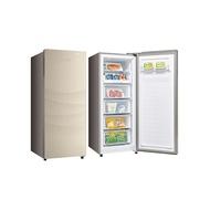 ☛聊聊最低免運◜全新公司貨含保固☚台灣三洋SCR-165F 165L直立式單門冷凍櫃 *另售SCR-200F