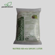 Nutrisi Daun Hidroponik (AB-mix) 1 Liter