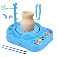 GEMY Clay Pottery Wheel Craft Kit Ceramic Machine Without Clay