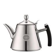 茶具煮水壺304不銹鋼水壺電磁爐電熱壺燒水壺煮泡茶壺加厚平底壺