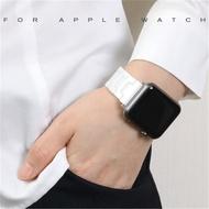 現貨 iwatch錶帶蘋果手錶54321代apple watch錶帶44陶瓷40鏈式錶帶