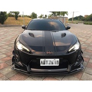 FB搜尋【世康中古車買賣】《熱門車款》二手車 🚗2014年 豐田 渦輪86 頂級黑