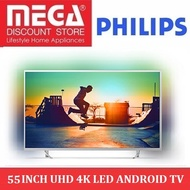 PHILIPS 55PUT7383 55INCH ULTRA SLIM UHD 4K LED ANDROID TV WITH AMBILIGHT 3-SIDED / LOCAL WARRANTY