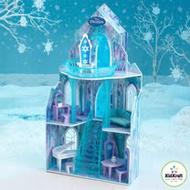美國 KIDKRAFT 迪士尼冰雪奇緣娃娃屋(限量30台)