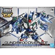 Bandai:Gunpla-SDCS Gundam 00 Diver Ace