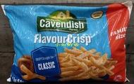 """【小如的店】COSTCO好市多代購~CAVENDISH 馬鈴薯薯條-3/8""""寬薯條(每包4kg)"""