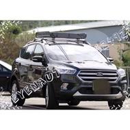 FORD KUGA車款鋁合金夾式車頂行李架橫桿 6606~ M.I.T ARTC認證