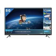 【領券9折】HERAN 禾聯  50吋 HF-50JAA   4K連網液晶電視+視訊盒