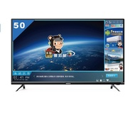 【APP領券9折】HERAN 禾聯  50吋 HF-50JAA   4K連網液晶電視+視訊盒