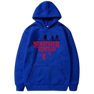 2021New Stranger ThingsStranger ThingsPullover Sports Sweater Men's Hoodie Casual Jacket