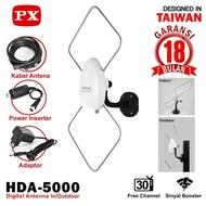 ANTENA DIGITAL TV PX HDA 5000 INDOOR / OUTDOOR ANTENA PX HDA-5000