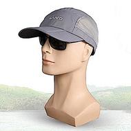 Santo網眼折疊鴨舌帽(帶收納袋)M-38超輕面料透氣排汗速乾