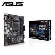 (C+M) 華碩 PRIME B450M-A 主機板 + AMD R5-2600 3.4GHz 六核心 中央處理器